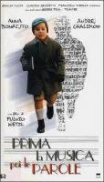 PRIMA LA MUSICA, POI LE PAROLE - Italia 1999